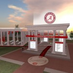 Virtual University of Alabama Classroom Portal - by Studio Wikitecture