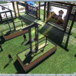 Interactive Model Green Home Demo for Crescendo Design