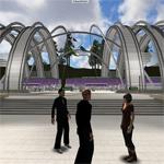 unity3d meeting space virtual enterprise collaboration