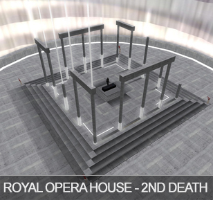 Royal Opera House - 2nd Death of Caspar Helendale - Mixed Reality Performance